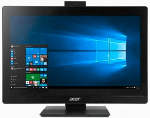 "Моноблок Acer Моноблок Veriton Z4820G 23""/i7-7700/8GB/500GB 7200rpm/DVDRW/HD530/WiFi+BT/K+M/Win10Pro/5Y onsite/War5y on-site"