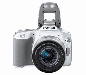 Фотоаппарат цифровой Canon EOS 250D 18-55IS STM White