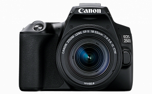 Фотоаппарат цифровой Canon EOS 250D 18-55IS STM Black