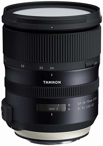 Объектив Tamron Объектив SP 24-70mm F/2.8 Di VC USD G2 для Canon